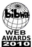 Logo Bib Web Awards 2010