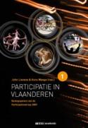 Voorpagina boek 'Participatie in Vlaanderen'