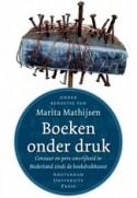 Boekomslag van de publicatie 'Boeken onder druk'
