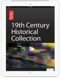 iPad met 19th Century Historical Collection