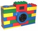 Digitale camera van Lego