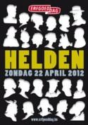 Erfgoeddag Helden zondag 22 april 2012
