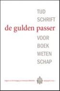 Voorpagina 'De Gulden Passer'