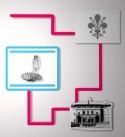 Frame uit de Linked Open Data-video van Europeana