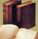 Oorspronkelijke driedelige editie van de Encyclopaedia Brittanica uit 1768
