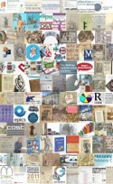 Collage illustraties nieuwsberichten