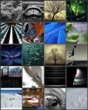 Collage van diverse fotobeelden