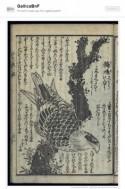 Werk van Hokusai op Pinterest