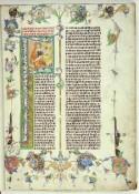 Fragment uit de Wenceslasbijbel