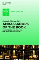 Cover 'Ambassadors of the book'