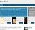 Homepagina van 'ConsErfgoed' van het Koninklijk Conservatorium Antwerpen