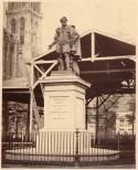 Standbeeld van Rubens op de Groenplaats in Antwerpen