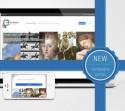 Het nieuwe Europeana op een monitor en een smartphone