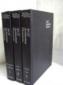 Gedrukte AAT in drie volumes
