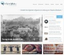 Schermafdruk van de website Erfgoedplus.be