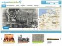 Schermafdruk van de website Erfgoedinzicht.be