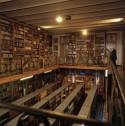 Bibliotheek van de Sint-Bernardusabdij Bornem abdijbibliotheek
