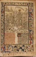 titelpagina Ovidius' Metamorphoses (Brugge: Mansion 1484) STCV 12916952