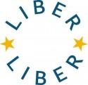 logo LIBER (Ligue des Bibliothèques Européennes de Recherche)