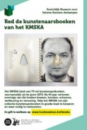 'Red de kunstenaarsboeken van het KMSKA' op Boekensteun.be