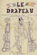 Voorpagina van Le Drapeau