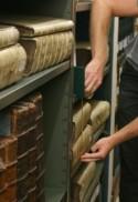 Meten van boekenplanken voor een UPLA-onderzoek