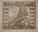 Comitatus Hollandiae denuo forma Leonis
