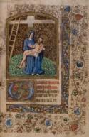 Fragment uit een getijdenboek