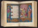 Ontmoeting van Abraham en Melchisedek Handschrift