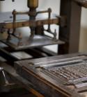 Historische drukpers