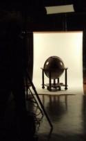 Digitalisering van de Blaeu-globe