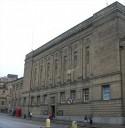 Voorgevel Nationale Bibliotheek van Schotland