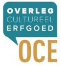logo van Overleg Cultureel Erfgoed