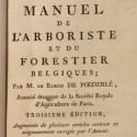 STCV 7088621 titelpagina Manuel de l'arboriste