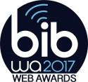 Logo van Bib Web Awards 2017