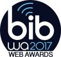 Logo van Bib Web Awards 2017