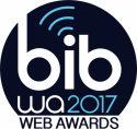 Logo Bib Web Awards 2017