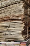 Foto van een papierstapel