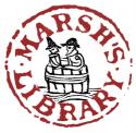logo Marsh's Library, Dublin