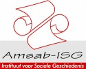 logo van AMSAB-ISG