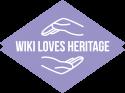 Logo Wiki Loves Heritage