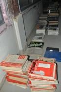 Enkele tijdschriften uit de collectie van het Ministerie van Openbare Werken