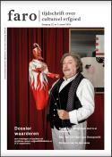 Omslag van het tijdschrift faro