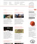 Homepage van de vzw Vlaamse Erfgoedbibliotheken