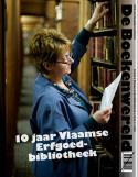 Cover boekenwereld