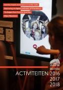 Voorpagina activiteitenverslag Vlaamse Erfgoedbibiotheken 2016 2017 2018