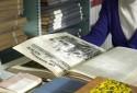 Tijdschriftenmagazijn. Raadpleging van oude tijdschriften