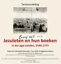 Jezuïeten en hun boeken (Poster tentoonstelling)