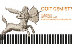 Campagnebeeld van de tentoonstelling 'Ooit gemist?'