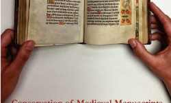 Poster Conservation of Medieval Manuscripts